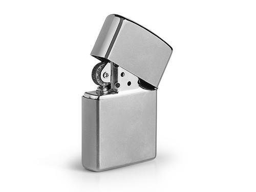 ZIPPO 205 Metalni upaljač u poklon kutiji
