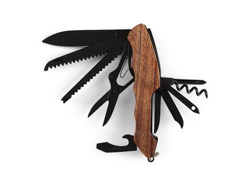 ADVENTURER Višenamenski nož sa 12 funkcija