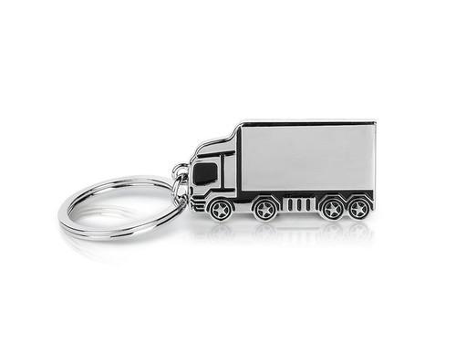 CARGO Metalni privezak za ključeve