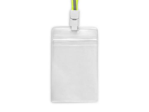 WORKER Uložak za identifikacionu karticu sa fluorescentnom trakicom