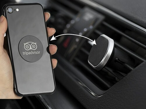 LIMO Magnetni držač mobilnih uređaja za automobil