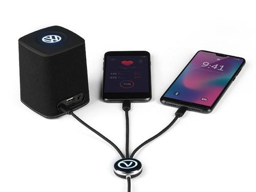 IMPULS USB kabl za punjenje 3 u 1, dužine 1.2 m