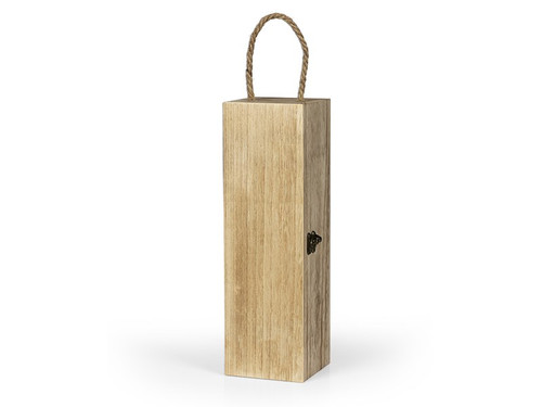 MUSCAT Drvena poklon kutija za flašu