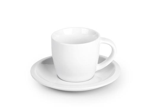 """MOMENTO Porcelanska šolja i tacna za """"Cappuccino"""" kafu, 150 ml"""