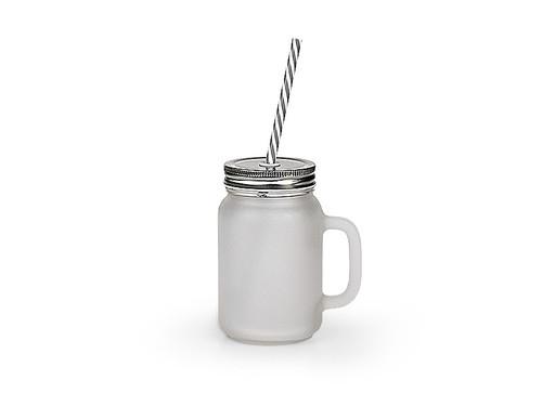 JAR SUBLI Staklena teglica za sublimaciju, 450 ml