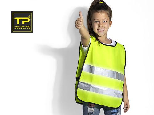 GLOW KID Dečji sigurnosni prsluk