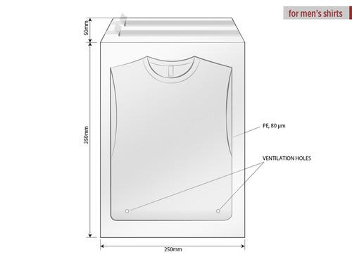 POLY BAG 25 x 35 Kesa za pakovanje, dimenzije 25 x 35 cm