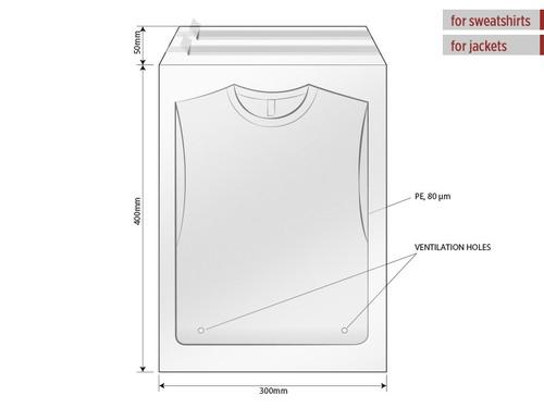 POLY BAG 30 x 40 Kesa za pakovanje, dimenzije 30 x 40 cm
