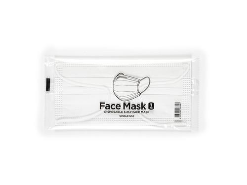 DFM SINGLE PACK Zaštitna maska za jednokratnu upotrebu u pojedinačnom pakovanju