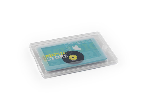 INSERT Plastična poklon kutija za Credit card