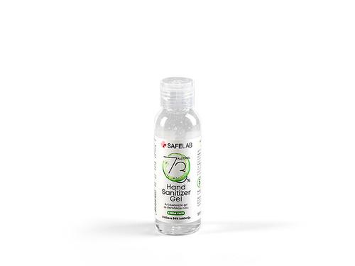 DEZ GEL 100F antibakterijski gel za dezinfekciju ruku, 100 ml