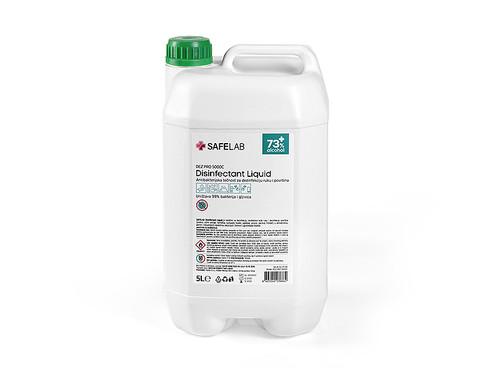 DEZ PRO 5000C antibakterijska tečnost za dezinfekciju, 5 l