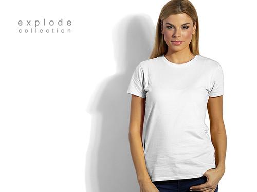 MASTER LADY 180 Ženska pamučna majica, 180 g/m2 50.059