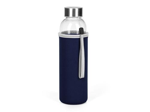 PRIMAVERA Staklena boca za vodu sa neopren navlakom, 500 ml