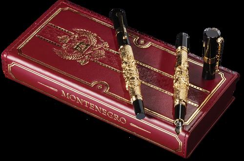 585. Komplet olovka i naliv pero Montenegro (1)