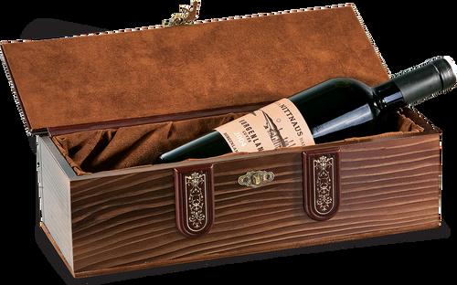 553. Kutija za flaše antik (2)
