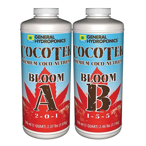 Cocotek bloom a&b qt