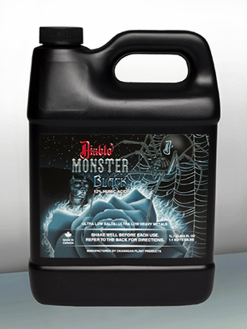 Diablo Monster Black Organic Acid 0-0-1 1L
