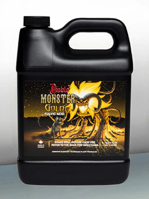 Monster Gold  0-1-0 1L