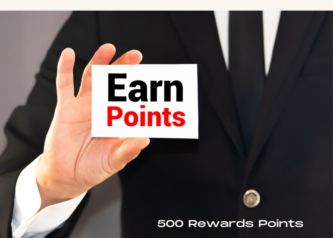 1500 FREE Rewards Points  Beauty Makeup Supply