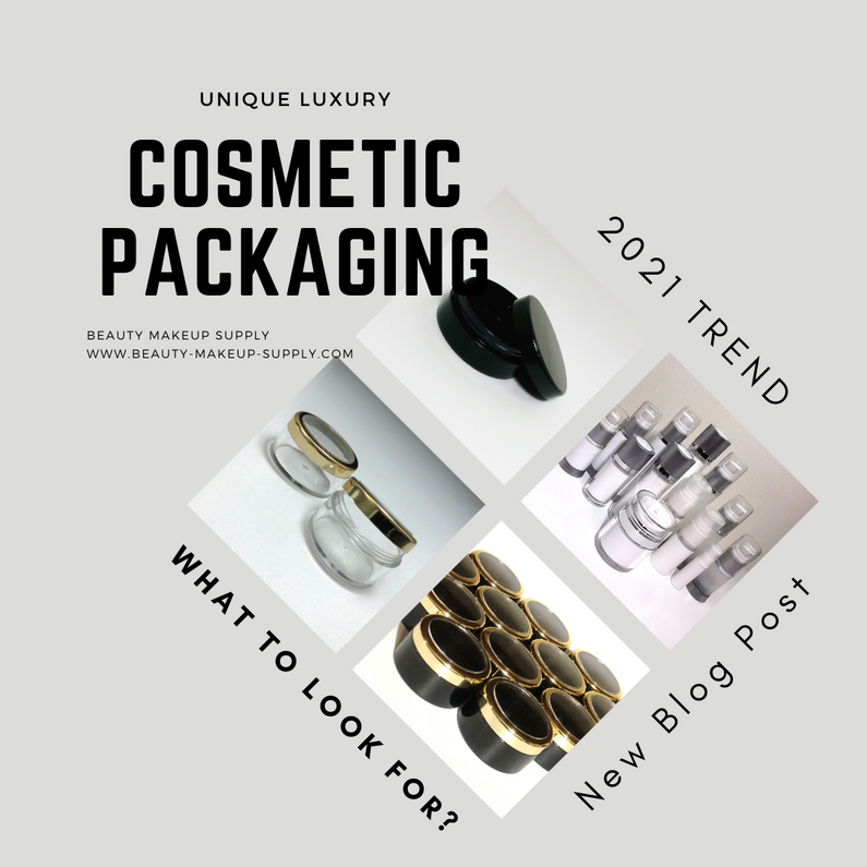 Cosmetic Packaging Marketing Trends in 2021