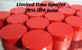 New Years Special 30% Discount Cosmetic Jars at Beauty Makeup Supply