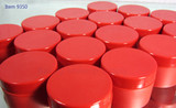 New Product for Beauty Makeup Supply - 50 ml Red Cosmetic Beauty Container