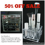 50% Off Acrylic Organizer - Limited Time Offer