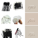 Why Use Disposable Makeup Applicators?