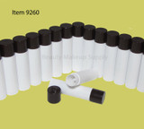 Lip Balm Tubes Chocolate Cap - New Product at Beauty Makeup Supply