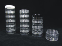 Cosmetic Jar Insert Beauty Container Mid Sections - 5 Gram /  5 Ml