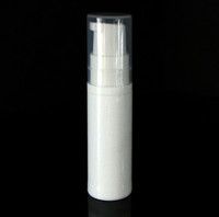 Airless Pump Serum Mini Travel Disposable Bottles - 5 ml