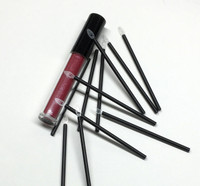 Disposable Lip Gloss Wands Silicone Fat Tip Applicators (50)