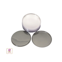 Clear Plastic Disc Cosmetic Jar Liner 70 mm (48)