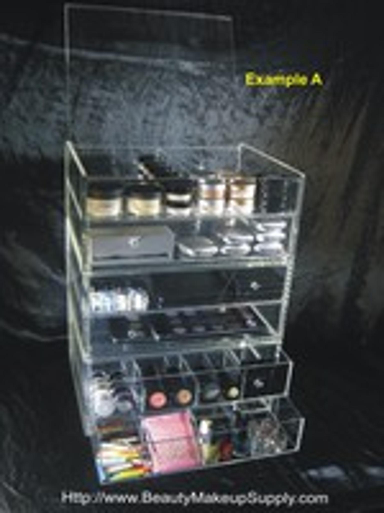 Cosmetic Acrylic Organizers