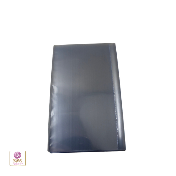 Shrink Bands, Tamper Evident Beauty Packaging Perforated  Heat Seal - 62 x 105 (145) • 9543