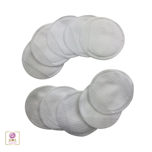 Round Textured Cleansing Pad with Pocket (100) • 5755
