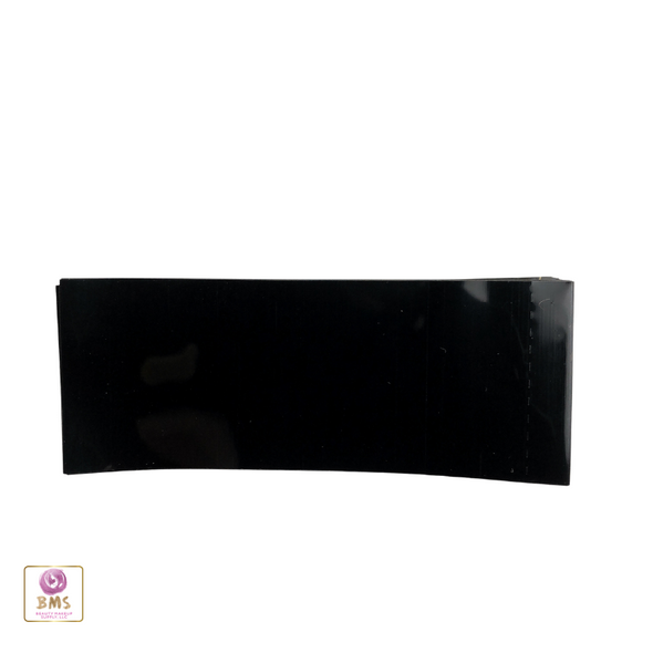 Shrink Bands, Tamper Evident Beauty Packaging Perforated  Heat Seal - 74 x 28 (145) • 9552
