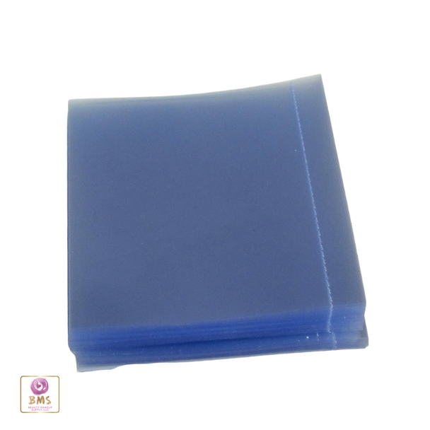 Shrink Bands, Tamper Evident Beauty Packaging Perforated  Heat Seal - 50 x 55 (50) • 9530