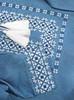"""Men's embroidered shirt """"Stellar Mist"""""""