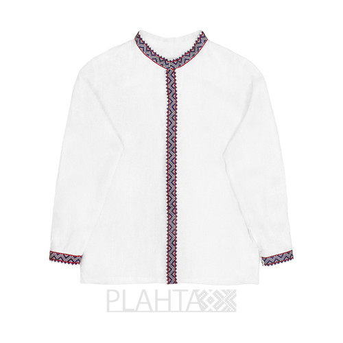 """Men's embroidered shirt """"Charm of Traditions"""""""