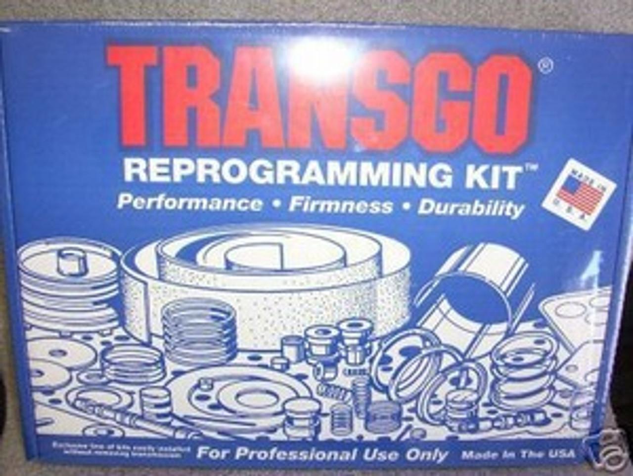 TransGo Reprogramming kit.