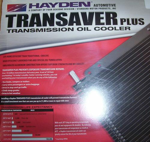 Hayden Transaver Plus Box