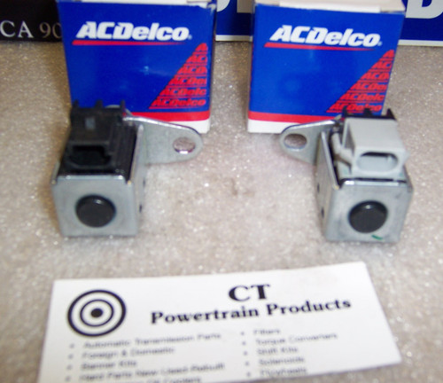 """34825 & 34826 Shift Solenoids Kit """"A"""" And  """"B"""""""