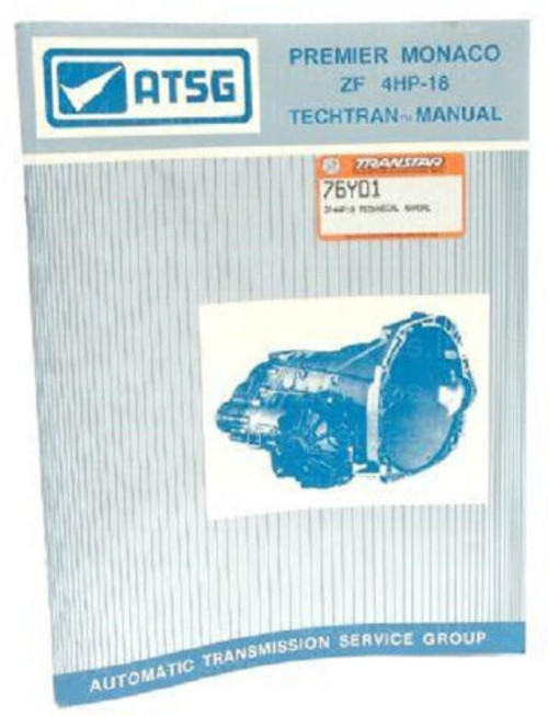 TMZF4HP18 ATSG
