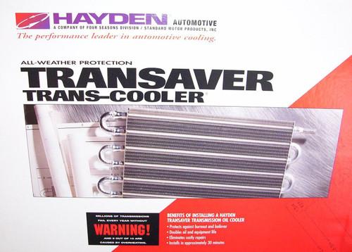 TransSaver Automatic Transmission Cooler Trans-Cooler OC-1401