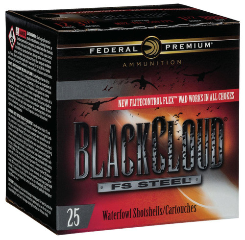 Federal Black Cloud 12 Gauge Ammunition - #2