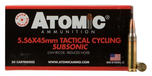 ATOMIC 00408 223REM112 CYCLING TACT SUBS 50/10
