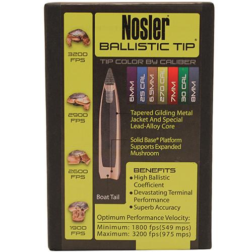 270 Caliber Bullets - Ballistic Tip Hunting