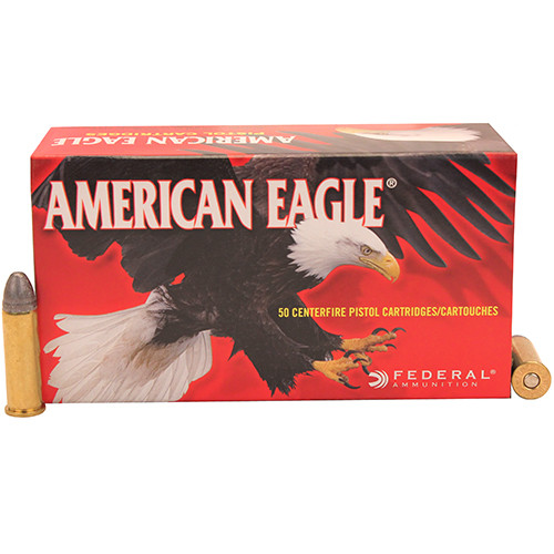 Federal American Eagle 38 Special 158 gr Lead Round Nose Per 50